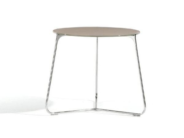 Round garden side table MOOD | Coffee table by MANUTTI