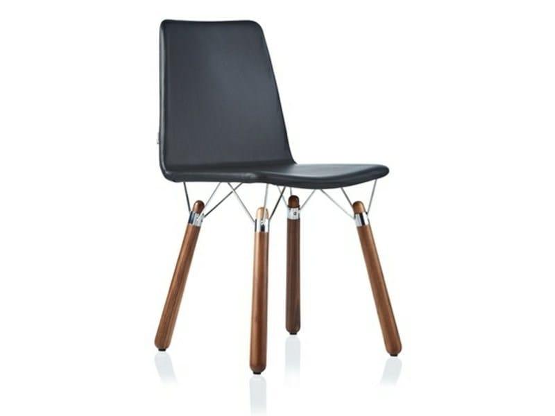 Upholstered chair NEST | Chair by Johanson Design