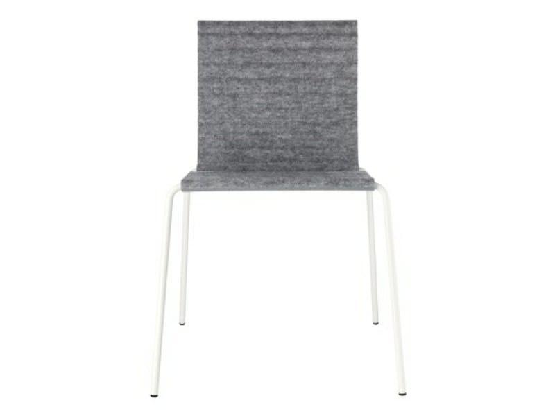 Felt chair RIB | Chair by Johanson Design