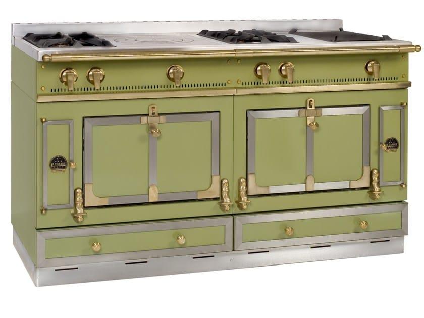 Stainless steel cooker CHÂTEAU 150 By La Cornue
