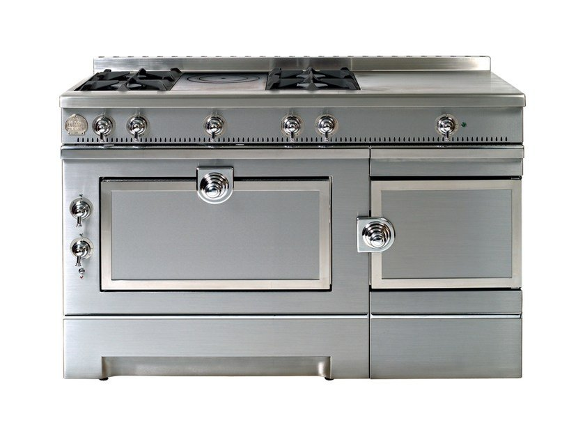 Stainless steel cooker GRAN PAPA 135 by La Cornue