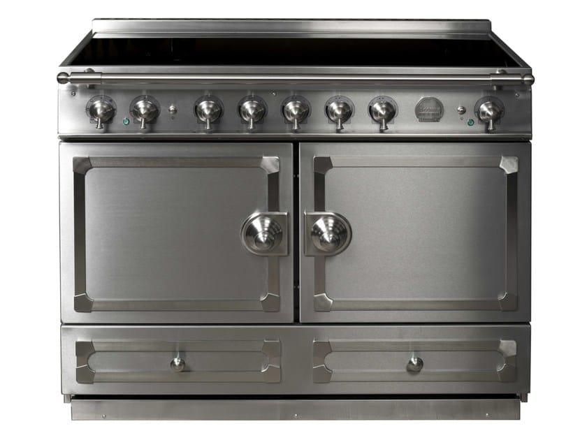 Stainless steel cooker CORNUFÉ 110 by La Cornue