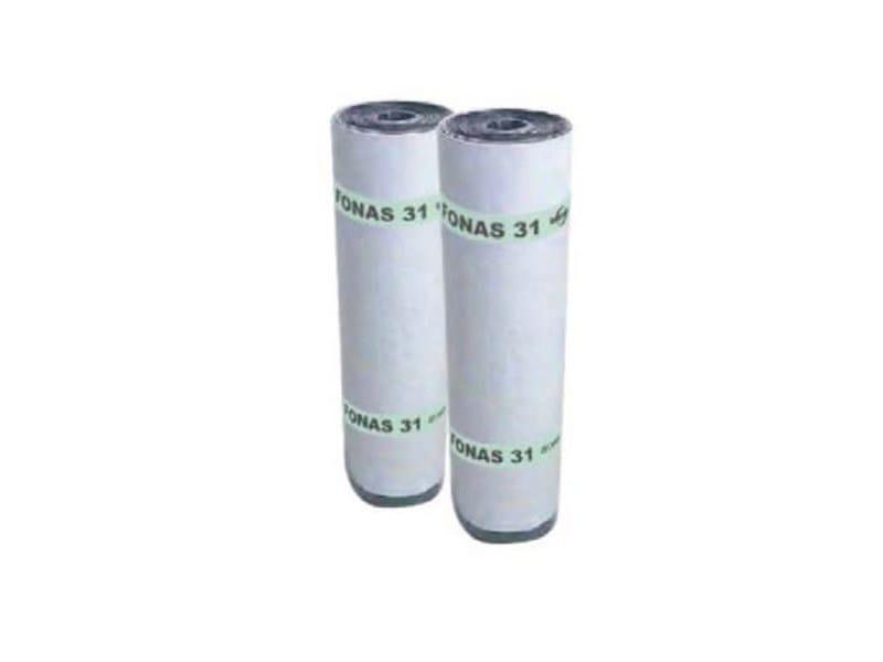 Polyester fibre thermal insulation felt FONAS 31 by BITUVER