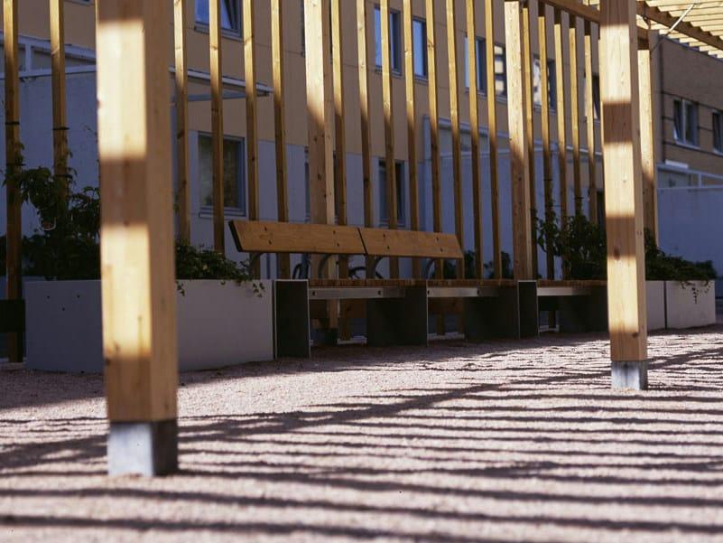 VROOM | Fioriera per spazi pubblici