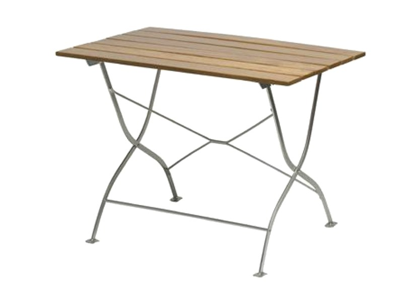 Rectangular garden table BRYGGERI | Garden table by Grythyttan