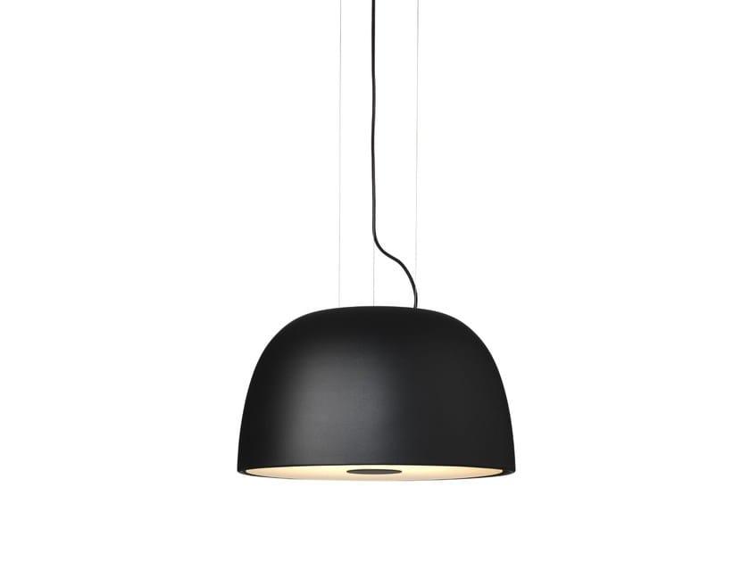 Metal pendant lamp BELL by Örsjö Belysning
