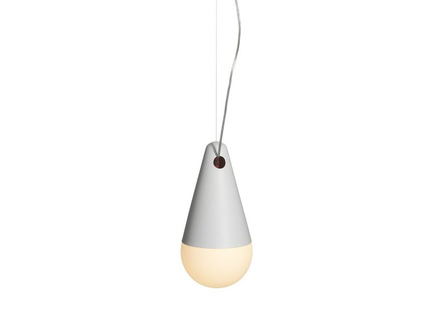 Fluorescent pendant lamp DROPLIGHT | Pendant lamp by Örsjö Belysning