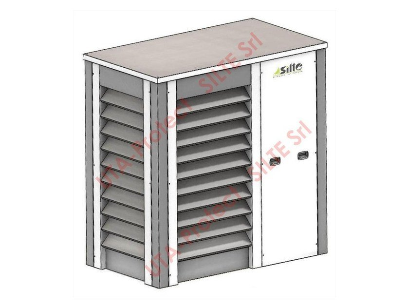 Special system for acoustic correction UTA-PROTECT by SILTE