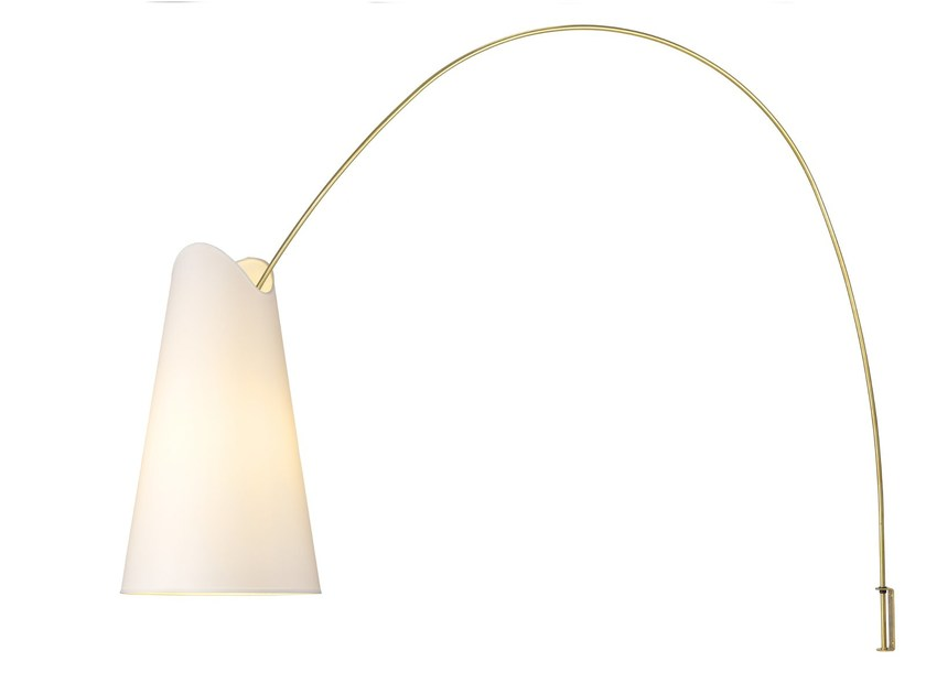 Chinette wall lamp GREAT WHITE by Örsjö Belysning