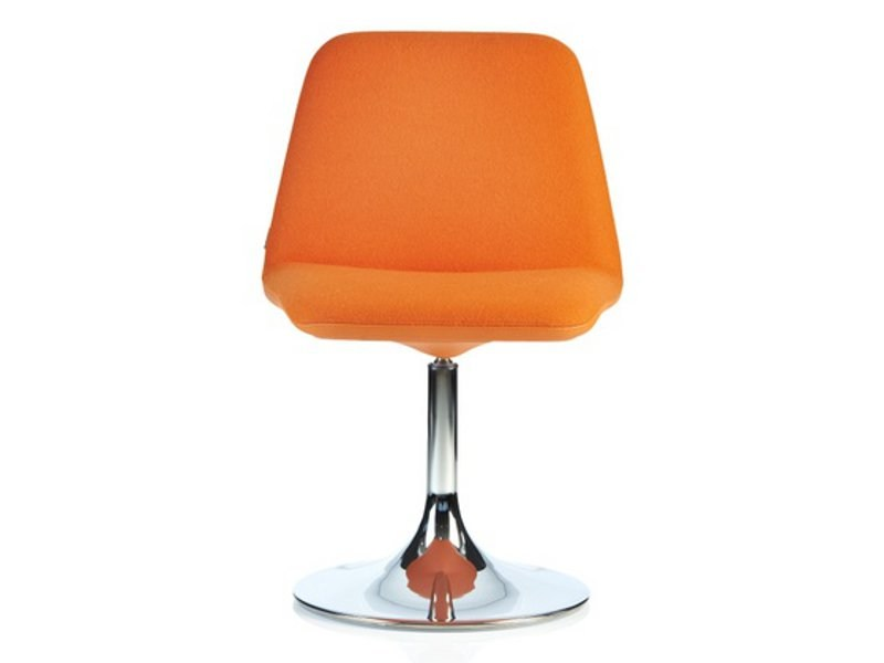 Swivel upholstered chair VINGA   Chair by Johanson Design