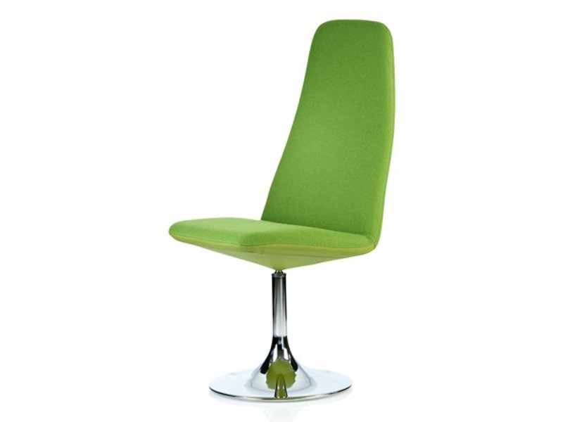 High-back guest chair VIGGEN | High-back armchair by Johanson Design