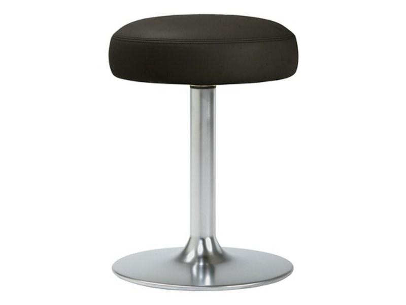 Upholstered leather barstool CLASSIC | Stool by Johanson Design