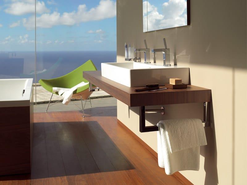 Washbasin countertop FOGO | Washbasin countertop by Duravit