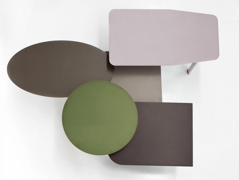 Coffee table COLLAGE by Bonaldo