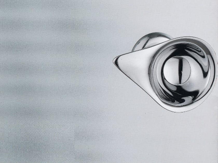 Die cast aluminium door handle SESAMO by KLEIS