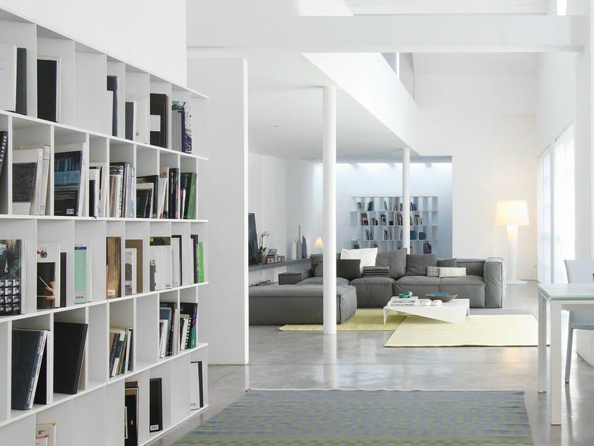 Open bookcase FUN by Bonaldo