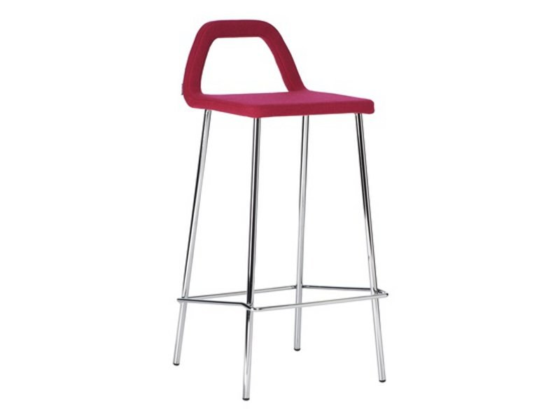 Sled base barstool STUDIO BS by Johanson Design