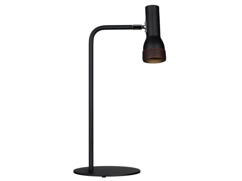 Enamelled metal table lamp TALK | Table lamp by Örsjö Belysning