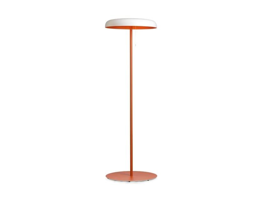 Metal floor lamp MUSHROOM | Floor lamp by Örsjö Belysning