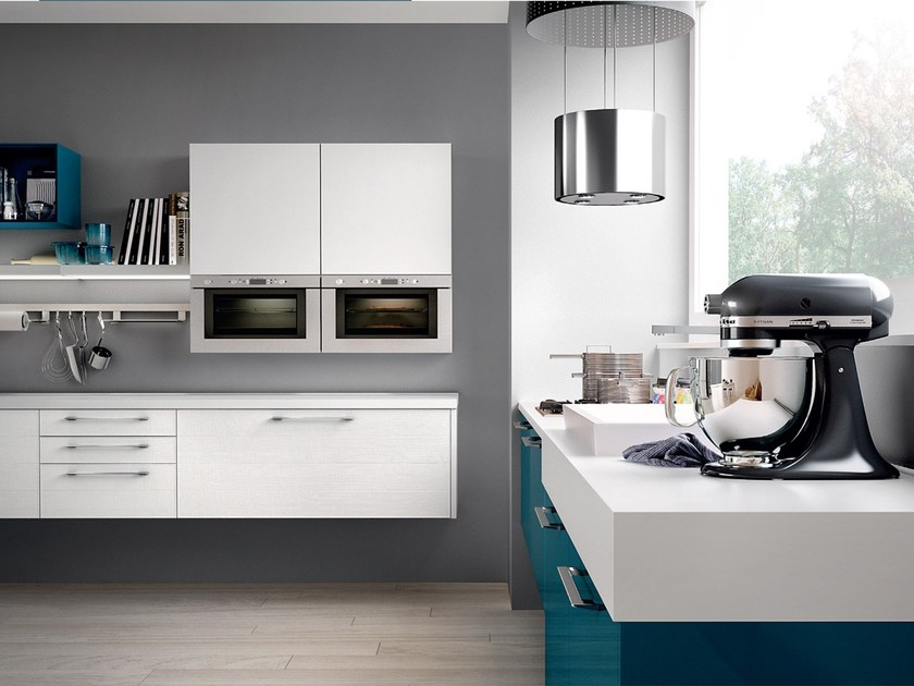 adele project cuisine suspendue by cucine lube. Black Bedroom Furniture Sets. Home Design Ideas