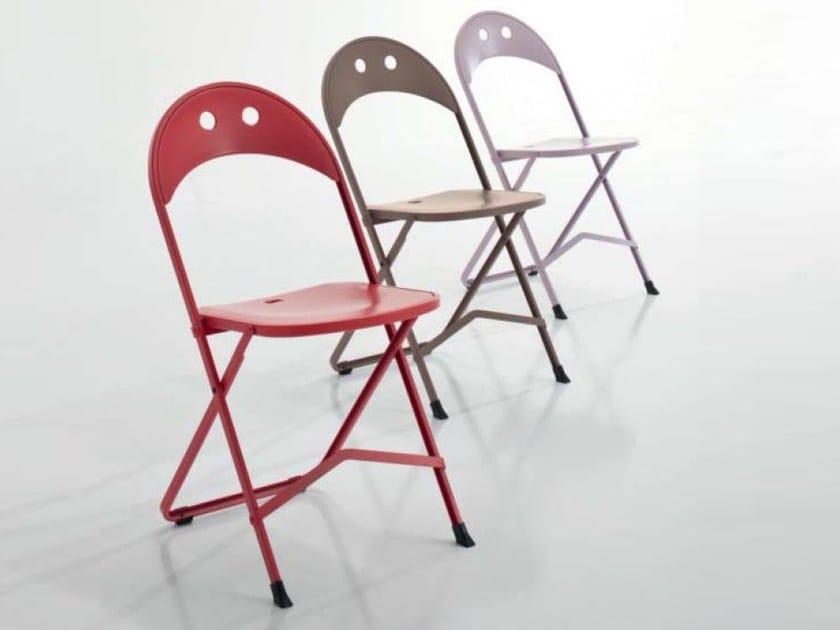 Folding chair BIRBA by Bonaldo