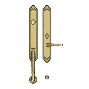 CLASICA   Maniglia per porte d'ingresso 0J2906.D00.44