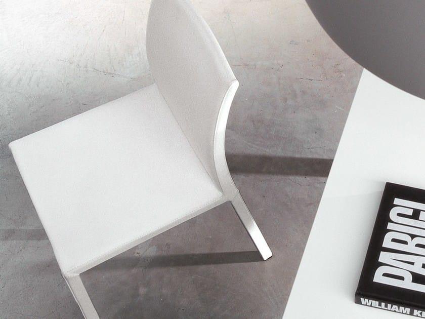 Upholstered chair MIRTA by Bonaldo