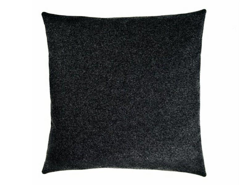 Square fabric sofa cushion U-SIT   Square cushion by Johanson Design