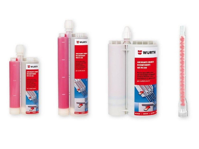 Chemical anchor WIT-PE 500 by Würth