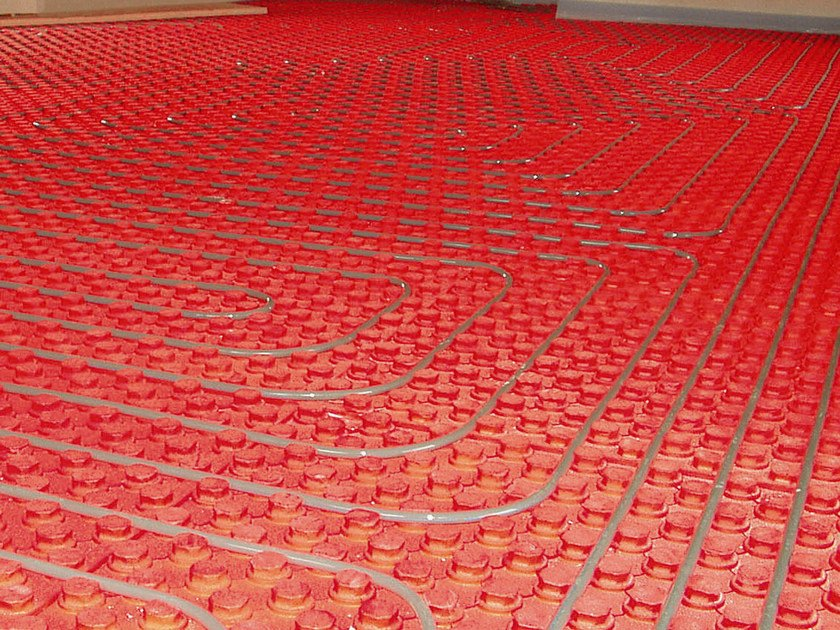 Pipes for heating system RAP by Würth