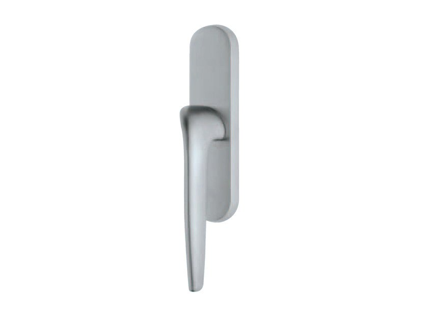 Window handle on back plate DENVER | Window handle by RDS
