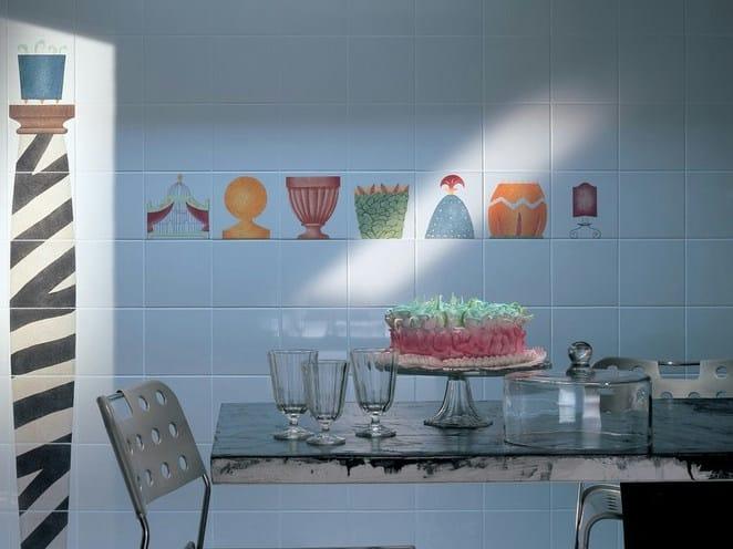 Ceramic wall tiles PRELUDIO by Ceramica Bardelli