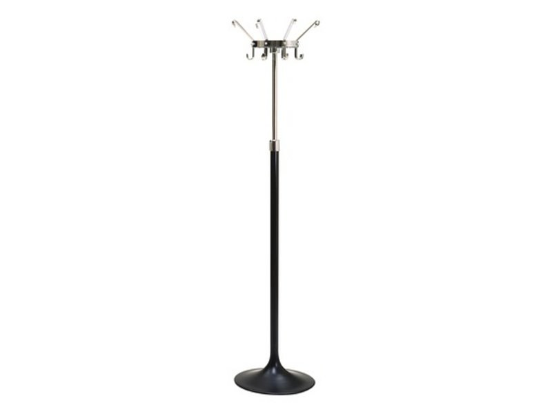 Chrome plated coat stand CROWN by Johanson Design