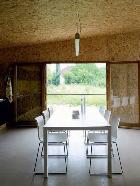 Sedia a slitta - Petit Bayle Tarn et Garonne / France - Architect: Vicky Thornton & Meld Architecture
