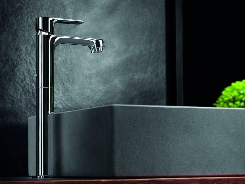 Countertop 1 hole washbasin mixer H2OMIX3000 | Countertop washbasin mixer by Gattoni Rubinetteria