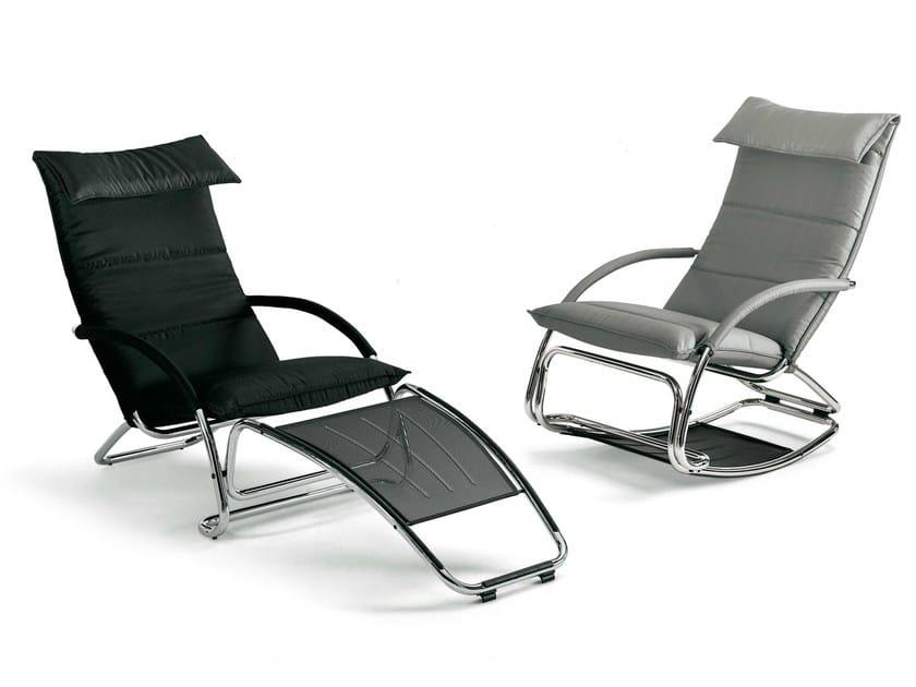 fauteuil chaise longue swing by bonaldo - Fauteuil Chaise Longue