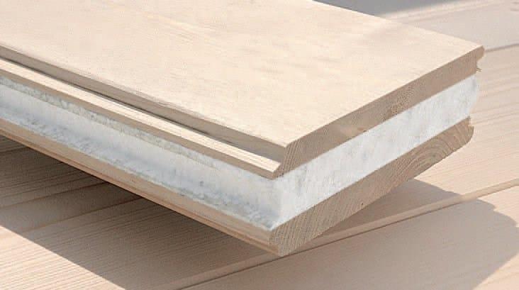 EPS thermal insulation panel ISPER® STANDARD by Grandi Legnami