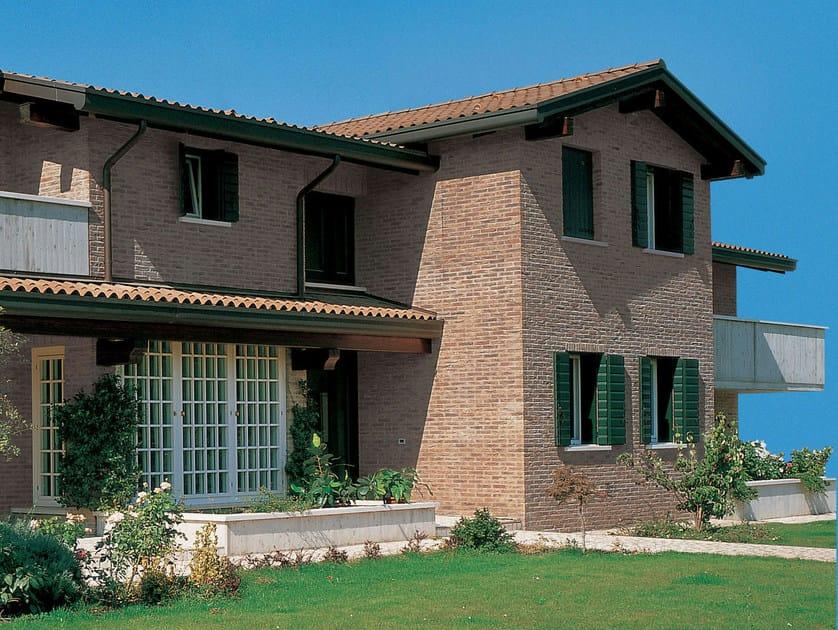 Fair faced clay brick SELMO® | Fair faced clay brick by FORNACE S. ANSELMO