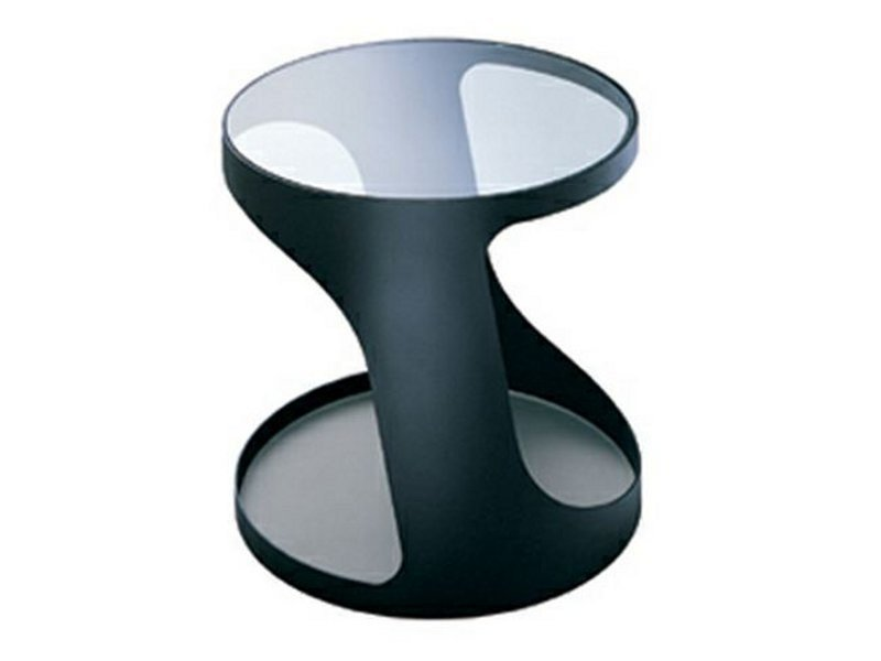 Round coffee table TAB by Gallotti&Radice
