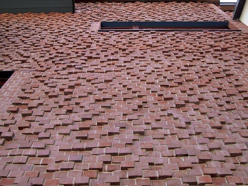 Fair faced clay brick STANDARD | Fair faced clay brick by FORNACE S. ANSELMO
