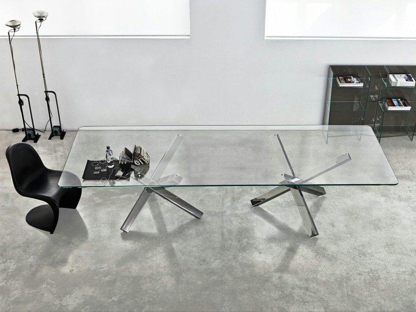 Table AIKIDO TWO BASES by Sovet italia