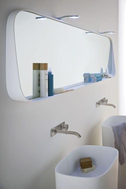 Specchio bagno FONTE | Specchio bagno - Rexa Design