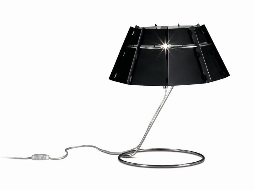 chapeau | lampe de table by slamp design nigel coates