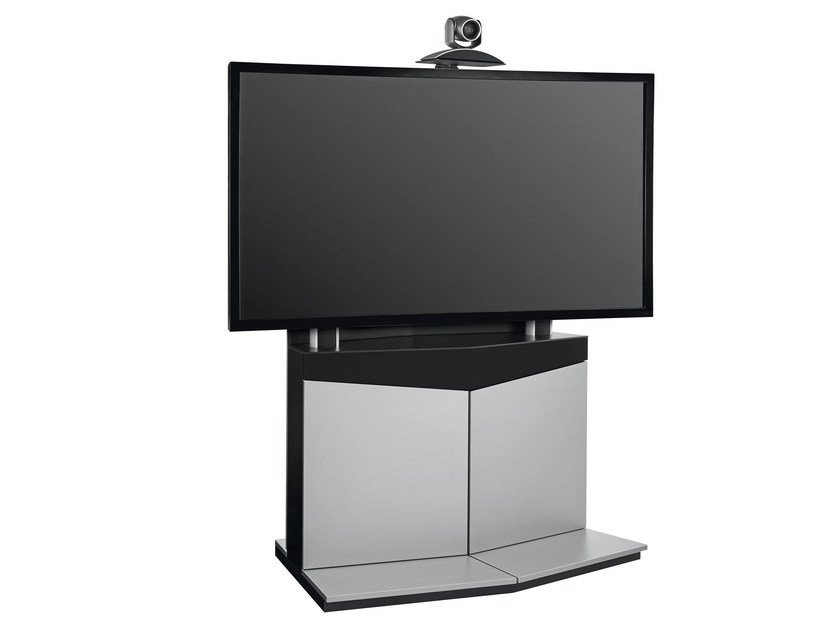 Freestanding mount for monitor Mobili per videoconferenza by Vogel's - Exhibo