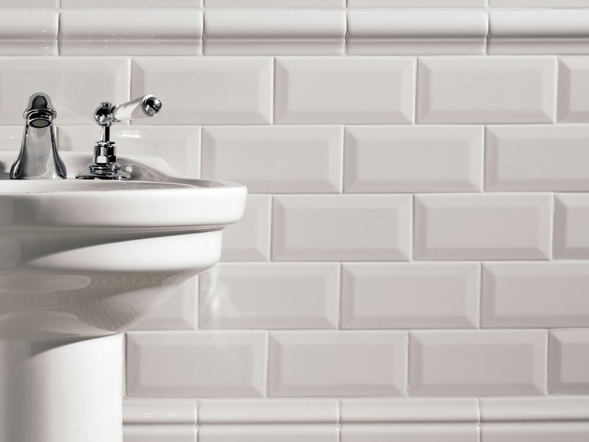 Double-fired ceramic wall tiles SIMPLY by Devon&Devon