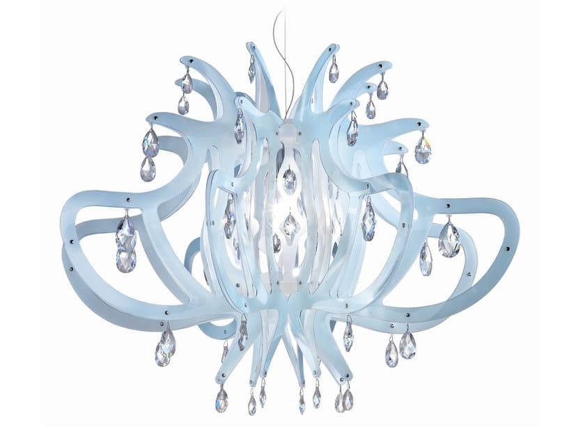 Medusa pendant lamp by slamp design nigel coates pendant lamp medusa pendant lamp by slamp aloadofball Images