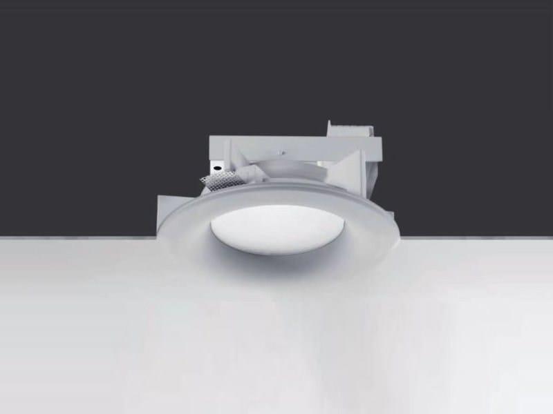 Recessed Coral® ceiling lamp NOVA by Buzzi & Buzzi