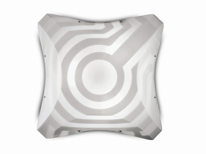 Opalflex® wall lamp / ceiling lamp VENTI   Wall lamp by Slamp