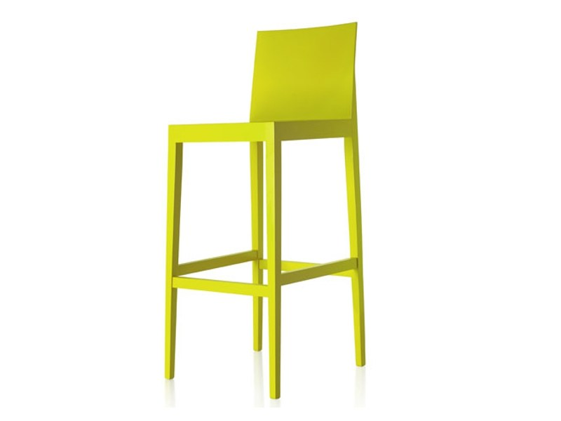 Beech barstool CINDY | Stool by Zilio A&C