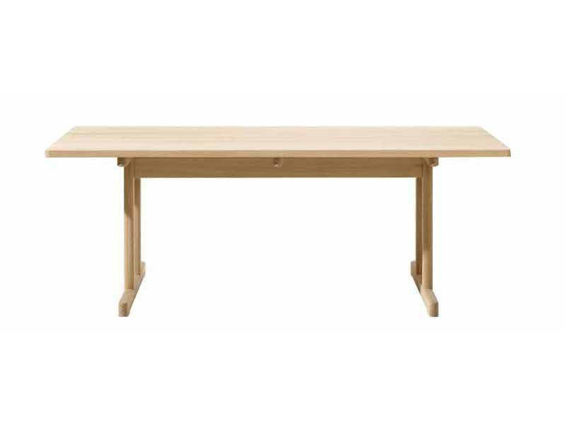 Rectangular dining table 6286 | Table by FREDERICIA FURNITURE